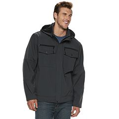 Big & Tall Urban Republic Hooded Softshell Jacket
