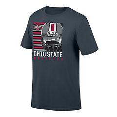 Boys 8-20 Ohio State Buckeyes Helmet Tee