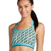 Jockey Bras: Sporties Mesh Low-Impact Sports Bra 2195