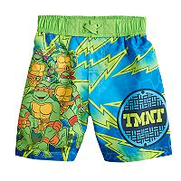 Toddler Boy Teenage Mutant Ninja Turtles Swim Trunks