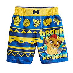 Disney's Lion Guard Toddler Boy Swim Trunks