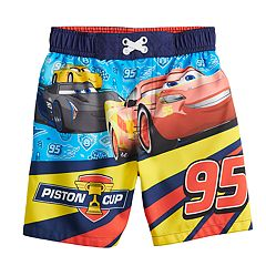 Disney / Pixar Cars Toddler Boy Swim Trunks