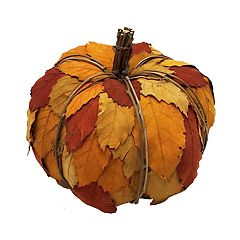 Celebrate Fall Together Large Pumpkin Table Decor