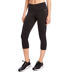 Women's Jockey Sport Performance Mid-Rise Capri Leggings