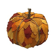 Celebrate Fall Together Small Pumpkin Table Decor