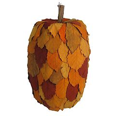 Celebrate Fall Together Tall Pumpkin Table Decor