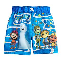 Toddler Boy Beat Bugs Swim Trunks