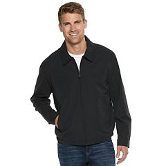 Men's IZOD Microfiber Golf Jacket