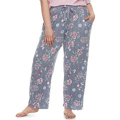 Plus Size Croft & Barrow® Pajama Pants