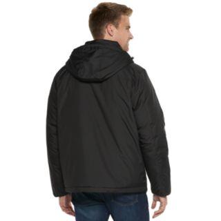 Men's IZOD Midweight Hooded Puffer Jacket