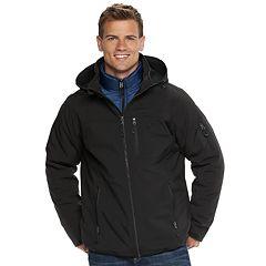Men's IZOD 3-in-1 Softshell Systems Jacket