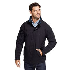 Men's IZOD Fleece-Lined Midweight Jacket