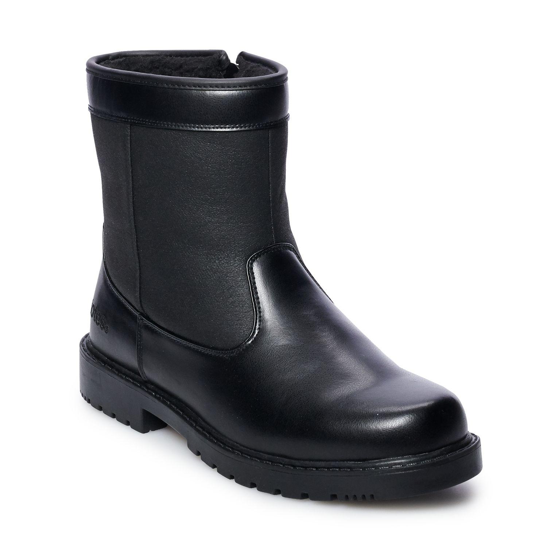 totes Dylan Men\u0027s Waterproof Winter Boots Mens Snow | Kohl\u0027s