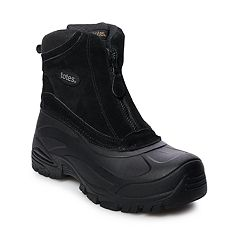 totes Break Men's Waterproof Winter Boots