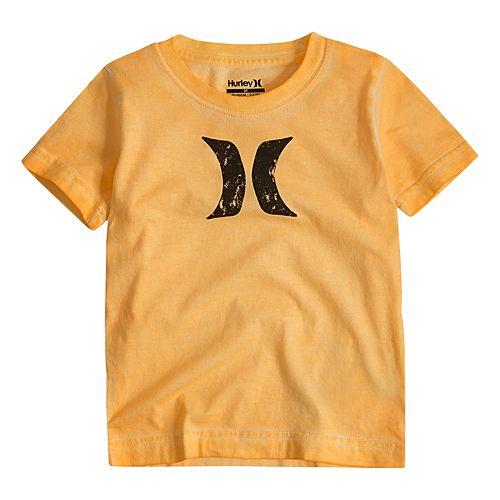 Toddler Boy Hurley Logo Graphic Tee