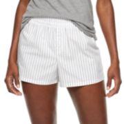 Women's Apt. 9® Bridal Boxer Shorts