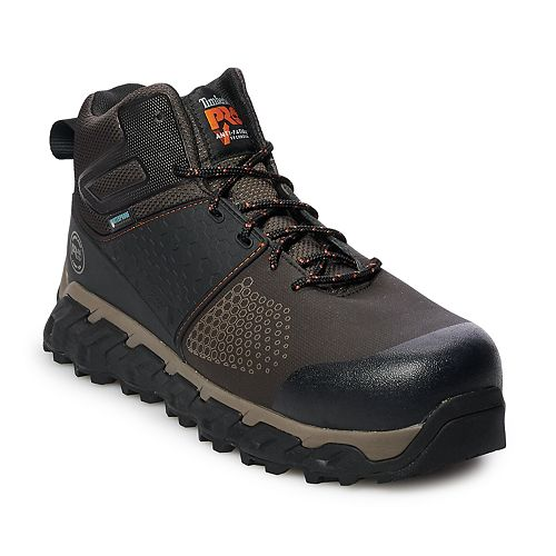 269a914cf663 Timberland PRO Ridgework Men s Waterproof Composite Toe Work Boots