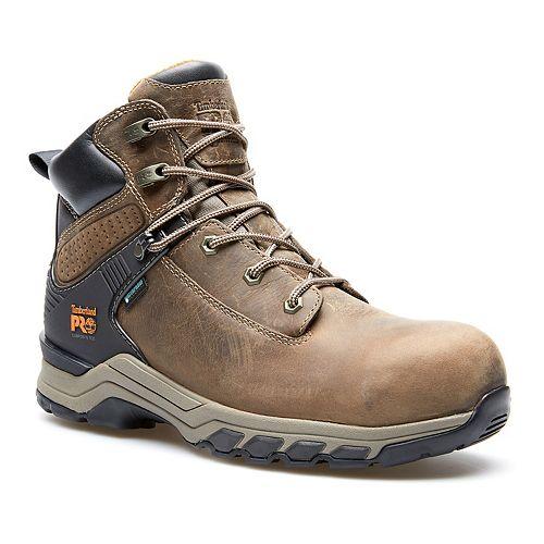 44513eeae9c Timberland PRO Hypercharge Men's Waterproof Composite Toe Work Boots
