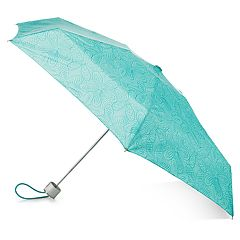 totes NeverWet Mini Folding Umbrella