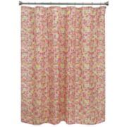 Bacova Mosaic Tiles Shower Curtain