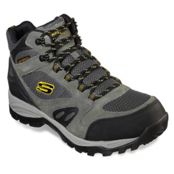 Skechers Relaxed Fit Rolton Elero Men's Waterproof Hiking Boots