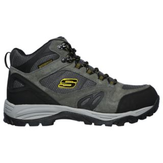 Skechers Relaxed Fit Rolton Elero Men's Waterproof Hiking Boots