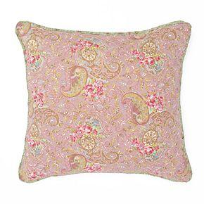 Always Home Eve Print Throw Pillow