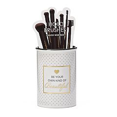 Simple Pleasures 'Be Your Own Kind of Beautiful' Ceramic Brush Holder