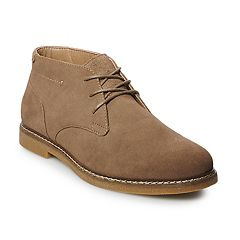 SONOMA Goods for Life™ Byron Men's Suede Chukka Boots