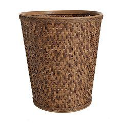Lamont Home Carter Round Wastebasket