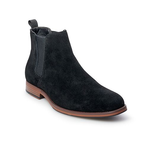 SONOMA Goods for Life™ Kristopher Men's Suede Chelsea Boots