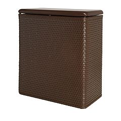 Lamont Home Carter Upright Clothes Hamper