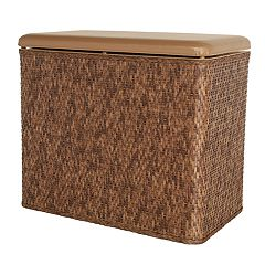 Lamont Home Carter Bench Clothes Hamper