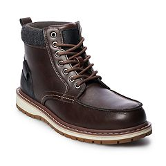 SONOMA Goods for Life™ Abraham Men's Ankle Boots
