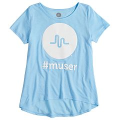 Girls 7-16 Musical.ly 'Muser' Graphic Tee