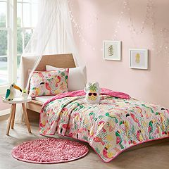 Mi Zone Kids Tutti The You Can Toucan Coverlet Set