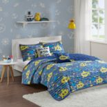 Urban Habitat Kids Marina Cotton Printed Coverlet Set