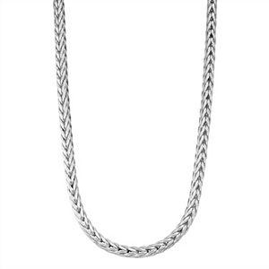 ad70da7253 Sterling Silver Franco Chain Necklace - 22-in. - Men