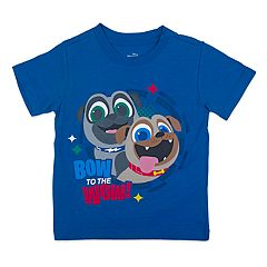 Disney's Puppy Dog Pals Toddler Boy 'Bow to the Wow!' Bingo & Rolly Graphic Tee