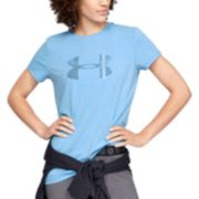 Women's Under Armour Graphic Crew Short Sleeve Tee
