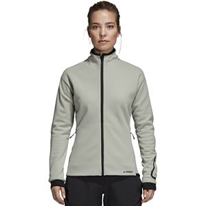 Women's adidas Outdoor Climaheat Ultimate Fleece Jacket