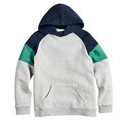 Boys 8-20 Colorblock Pullover Hoodie