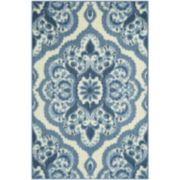 Maples Windsor Sunninghill Medallion Rug