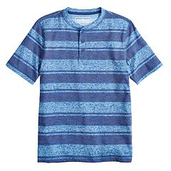 Boys 8-20 Urban Pipeline® Textured Stripe Tee