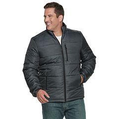 Big & Tall ZeroXposur Flex Puffer Jacket