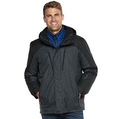 Big & Tall ZeroXposur Cobra 3-in-1 Systems Jacket