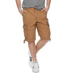 Men's Urban Pipeline™ Canvas Cargo Shorts