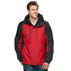 Big & Tall ZeroXposur Arctic Midweight Hooded Jacket