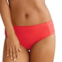 Women's Amoena Cocos Ruched Brief Bikini Bottoms