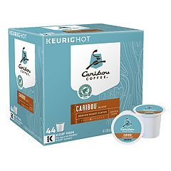 Keurig® K-Cup® Pod Caribou Coffee Medium Roast Coffee - 44-pk.